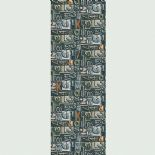City Life Wallpaper Mural Imprimerie 51173709 By Lutece For Galerie